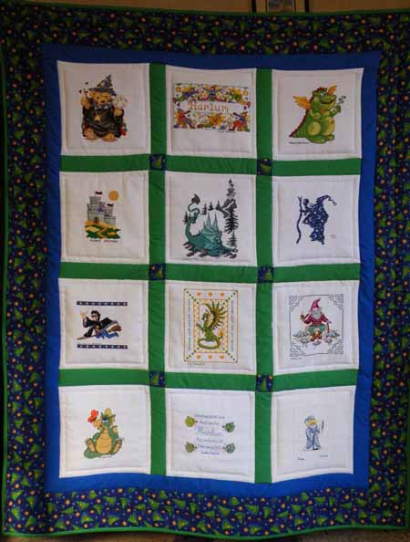 Photo of Harlum L's quilt