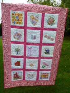 Photo of Sophie Rs quilt