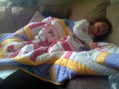 Addy L's quilt
