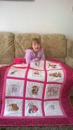 Amy W's quilt