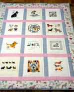 Lucy M's quilt