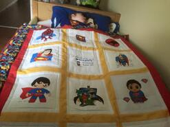 William K's quilt
