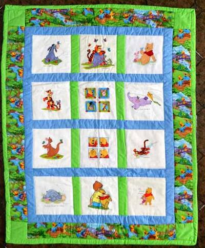 Photo of Toby Ns quilt