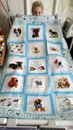 Kayleigh R's quilt