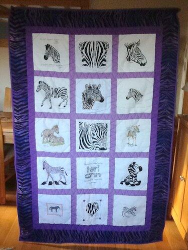 Photo of Teri-Ann Ws quilt