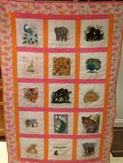 Courtney E's quilt
