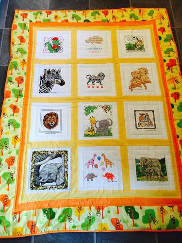 Photo of Nicholas Ss quilt