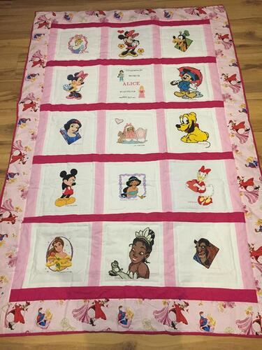 Photo of Alice Ls quilt