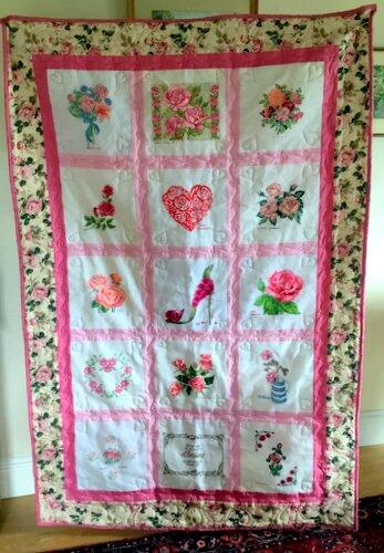 Photo of Bethany Ks quilt