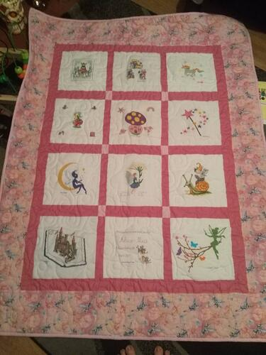 Photo of Alice-Mais quilt