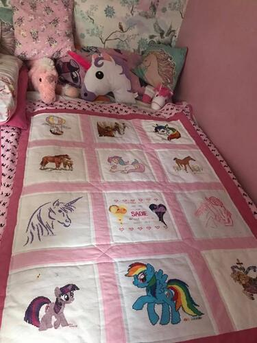 Photo of Sadie Ks quilt