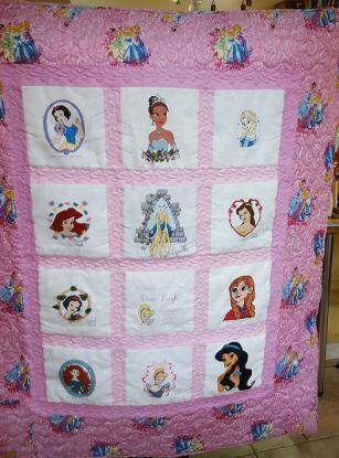 Photo of Demi-Leigh Ms quilt