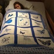 Romilly's quilt
