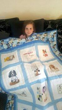 Photo of Shawnaleigh Ws quilt
