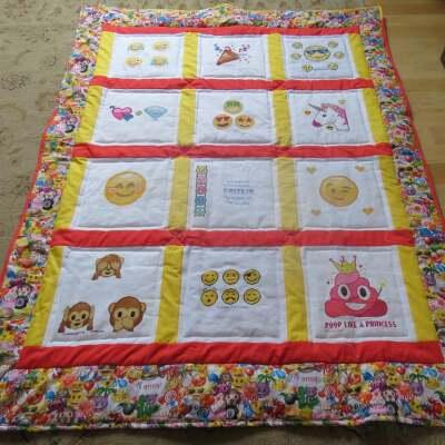Photo of Caitlin Hs quilt