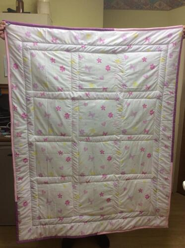 Photo of Jessica Rs quilt