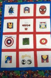 Photo of Hugh Ms quilt