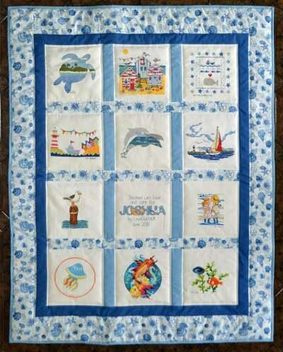 Photo of Joshua Hs quilt
