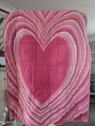 Photo of Courtney Ks quilt