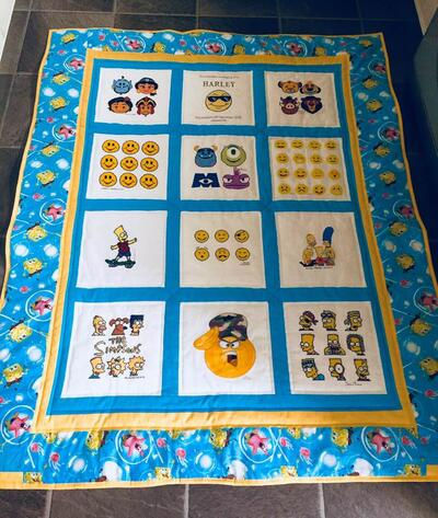 Photo of Harley Ws quilt