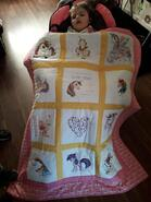 Lilee-Anne G's quilt