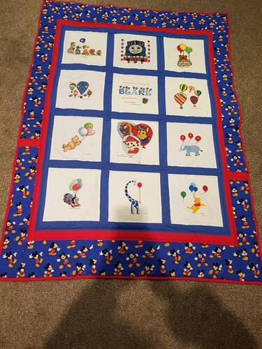 Photo of Blake Ms quilt