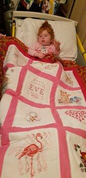 Photo of Eve Ps quilt