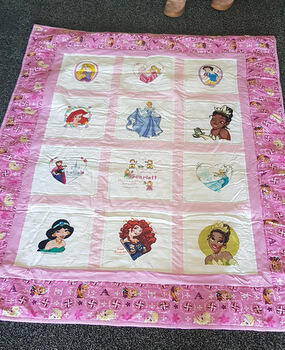 Photo of Scarlett Ss quilt