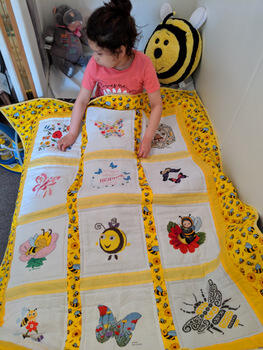Photo of Jasmine As quilt