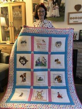 Photo of Ella-Lees quilt