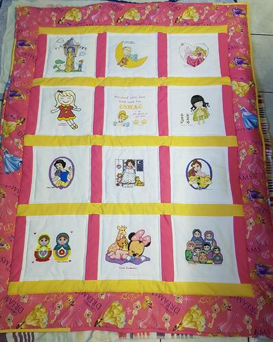Photo of Esmae Ls quilt