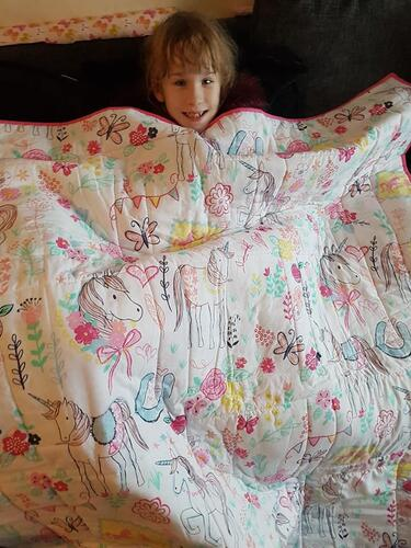 Photo of Lillie-Mais quilt