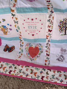 Photo of Evie Ps quilt