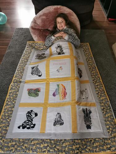 Photo of Phoebie Ts quilt