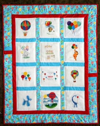 Photo of Aiden Ks quilt