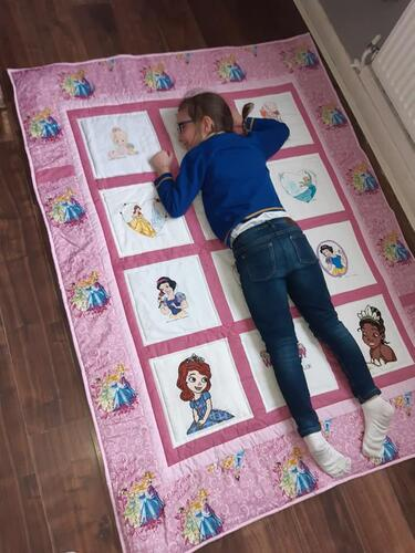 Photo of Willow Gs quilt