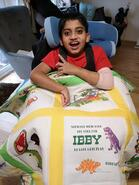 Ibby B's quilt