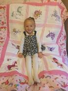 Layla's quilt