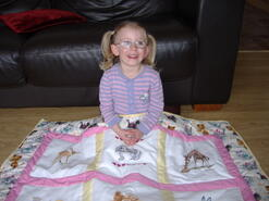 Lotty B's quilt