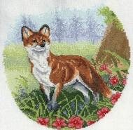 Cross stitch square for Tayler C's quilt