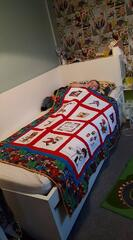 Dylan G's quilt