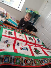 Nathan W's quilt