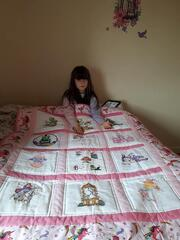 Willow H's quilt