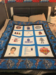 Jake H's quilt