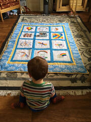 Dilly's quilt