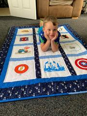 Cameron A's quilt