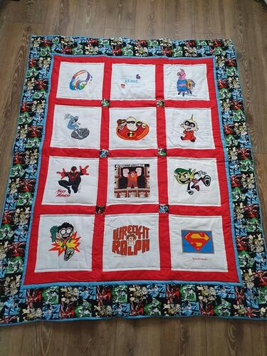 Photo of Keanes quilt